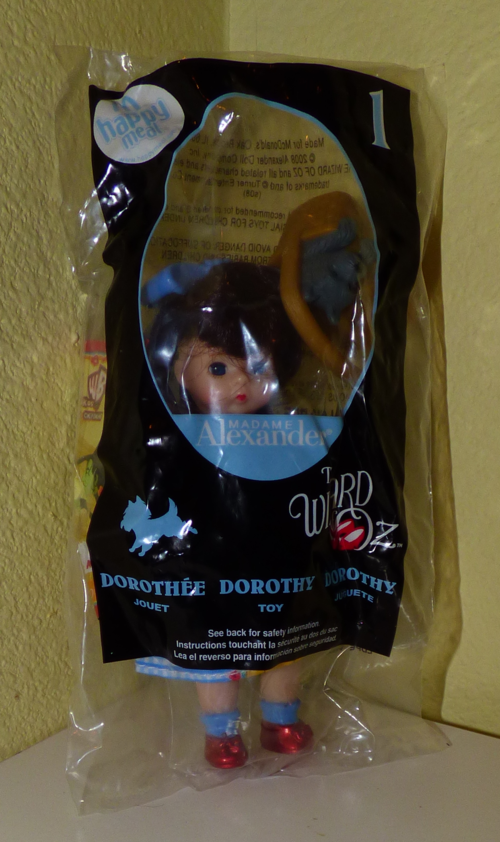 Madame alexander oz toy dolls 4