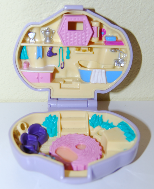 Polly pocket toys 7