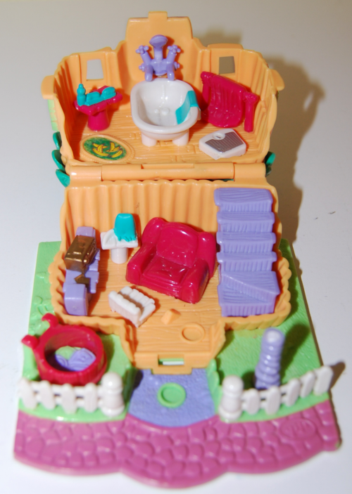 Polly pocket toy 8