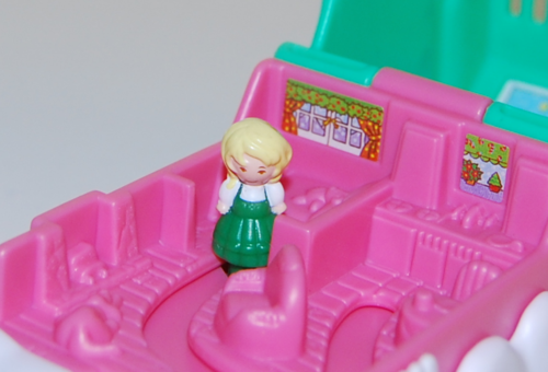 Polly pocket toy 6