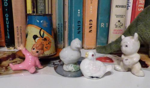 Tiny vintage ceramics 3