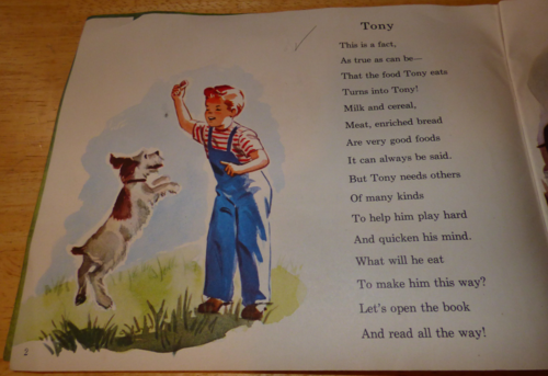Letters to tony 3