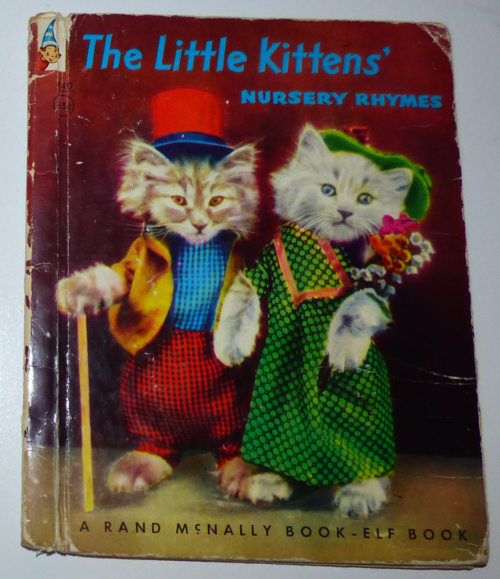 The little kittens nursery rhymes