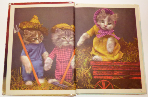 The little kittens nursery rhymes 1