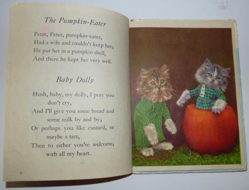 The little kittens nursery rhymes 4