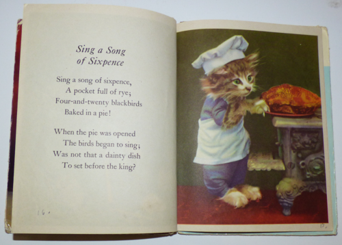 The little kittens nursery rhymes 6