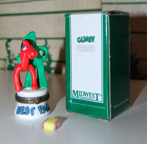 Gumby pokey pillbox 2