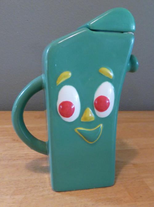Gumby & pokey teapot