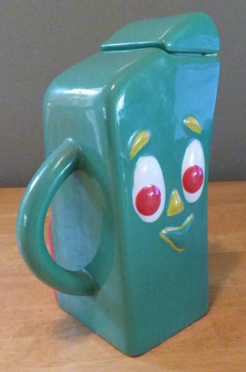 Gumby & pokey teapot 1
