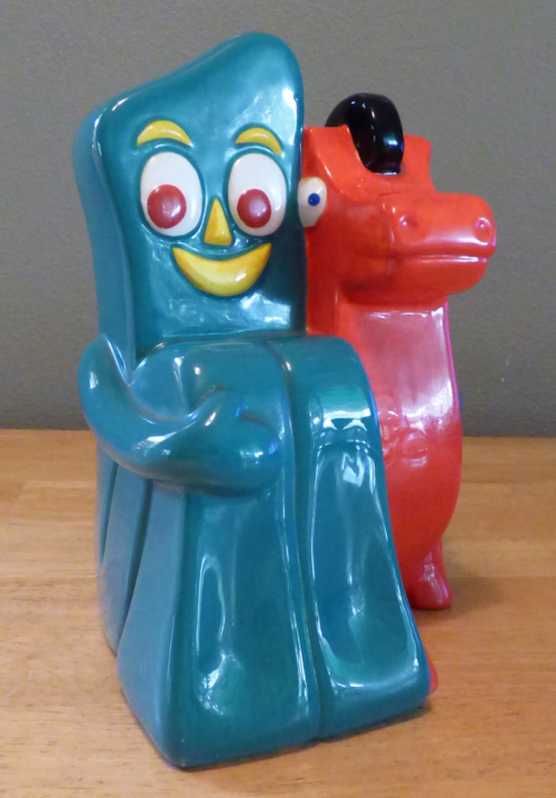 Gumby & pokey bank 1