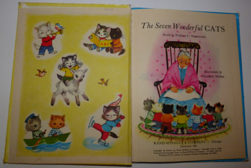 The 7 wonderful cats 1