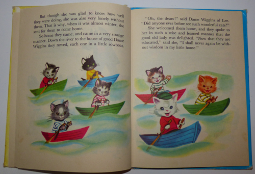 The 7 wonderful cats 5