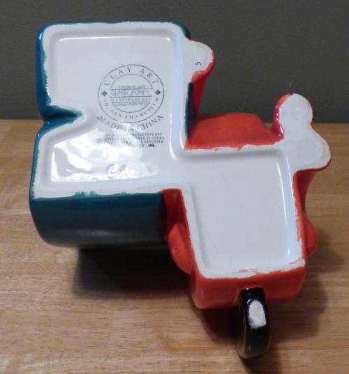 Gumby & pokey cookie jar 5