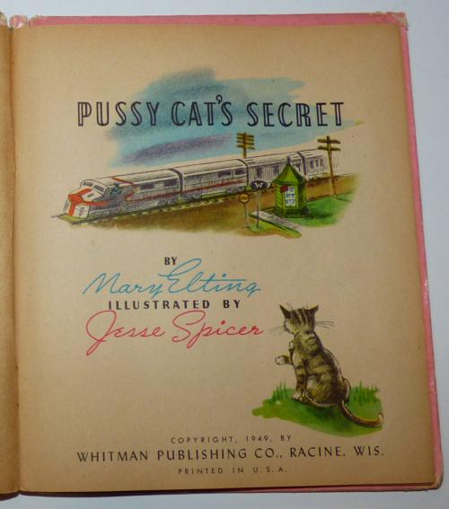 Pussy cat's secret 2