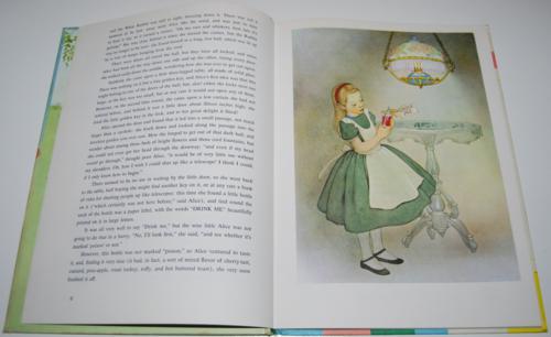 Alice in wonderland 1955 3