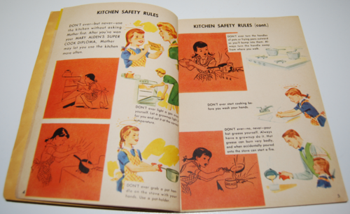 Mary alden's cookbook for children 3