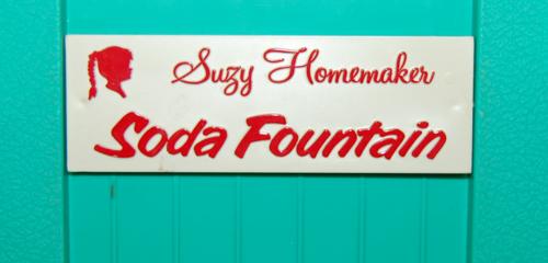 Suzy homemaker soda fountain 1