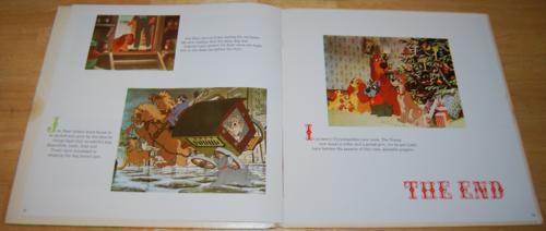 Disney lady & the tramp vinyl lp 3