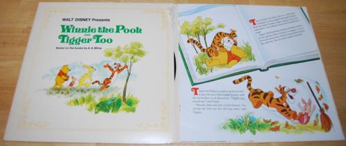 Disney winnie the pooh vinyl lp 1