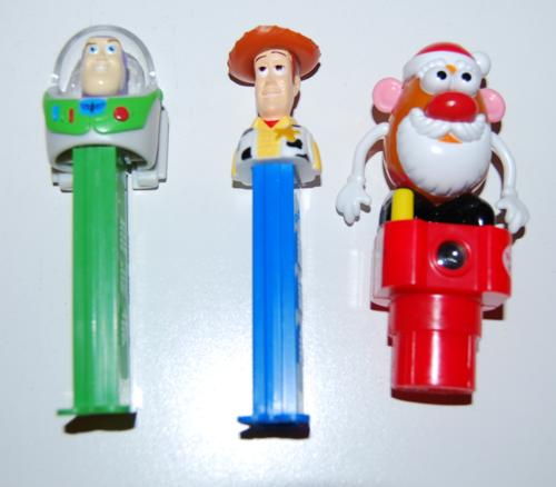 Toy story pez x