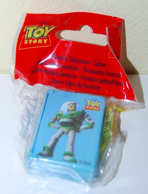 Toy story sharpener