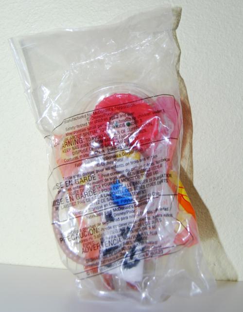 Toy story toys mcd 9