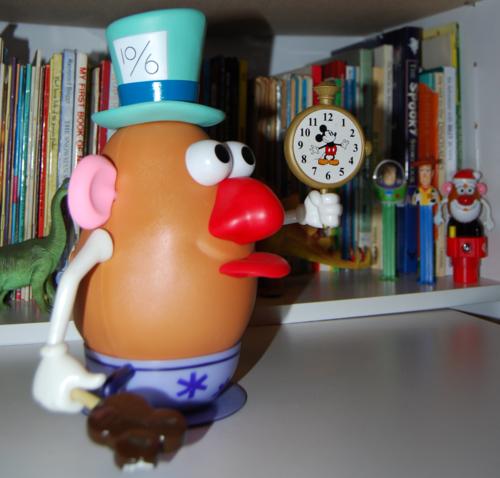 Toy story mr potatohead toy