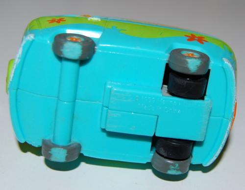 Scooby doo mystery machine toy 1999 x