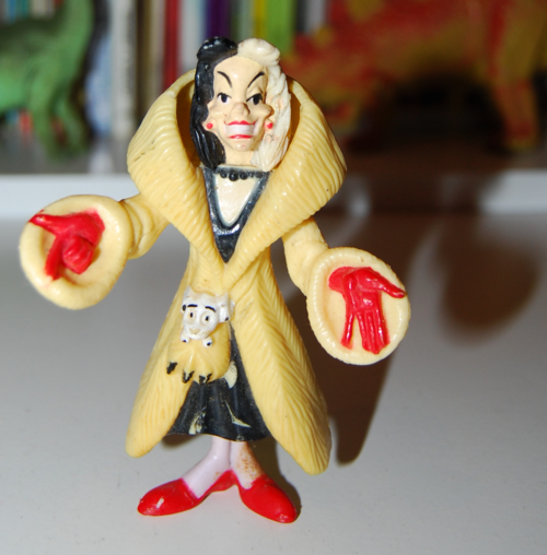 Cruella deville toy