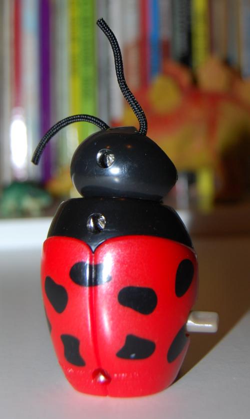 Disney a bug's life toy mcd 8