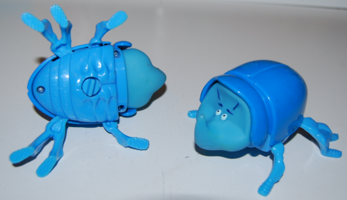 Disney a bug's life toy mcd 4