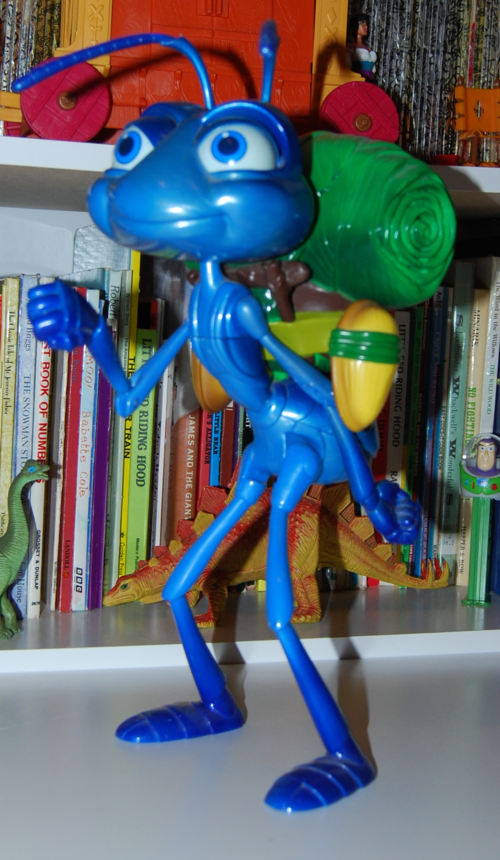Flik toy 3