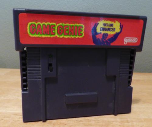 Game genie x