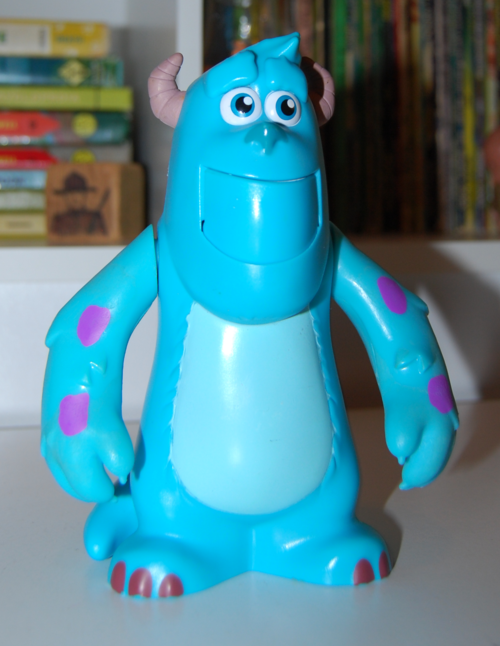 Monsters inc sulley toy