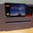 Mystic quest snes