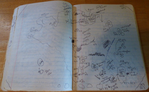 Cat's game journal 14