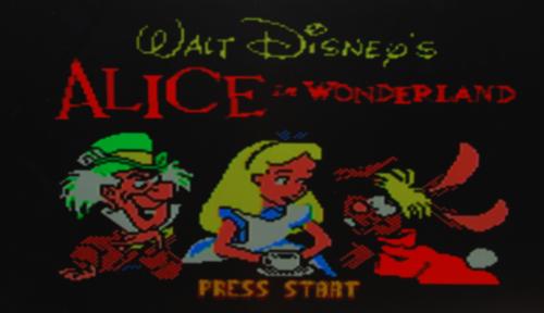 Alice gameboy color