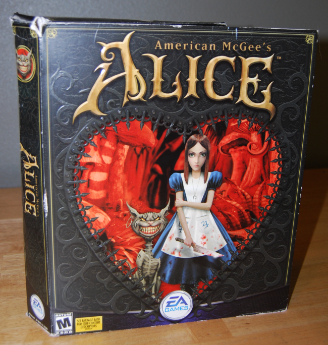 flashback friday favorite ~ american mcgee's alice