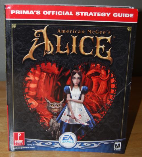 American mcgee's alice prima guide