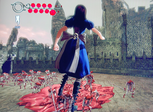Alice madness returns bren giant