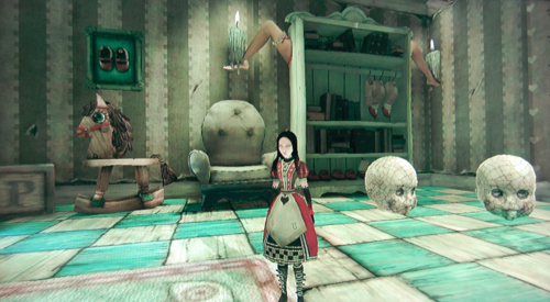 Alice madness returns bren dollhouse