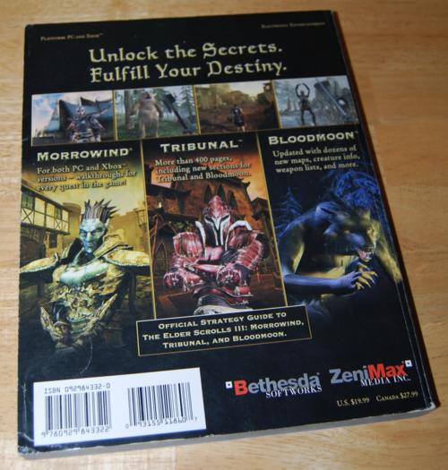 Morrowind xbox 360 4