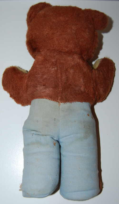 Vintage smokey ranger bear toy 4