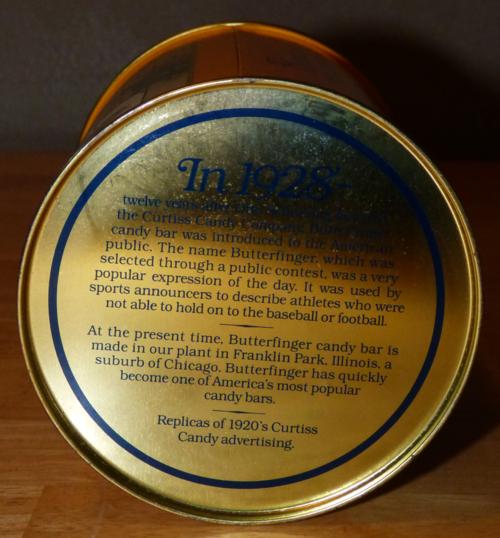Butterfinger tin 2