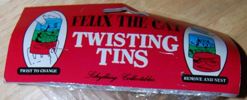 Felix tin toy 2