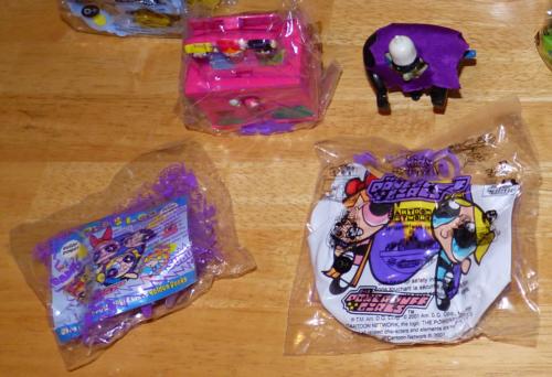 Powerpuff girls toys 2