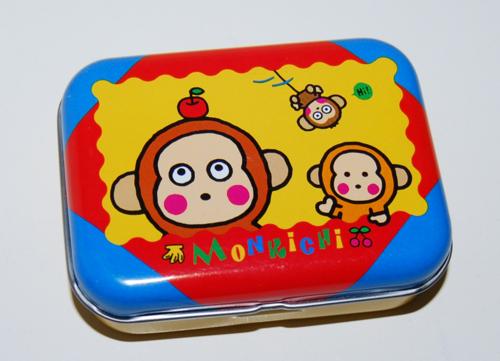 Monkichi tin