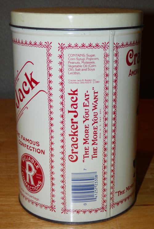 Cracker jack tin 3
