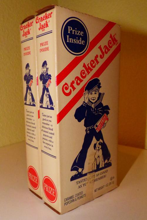Retro cracker jacks