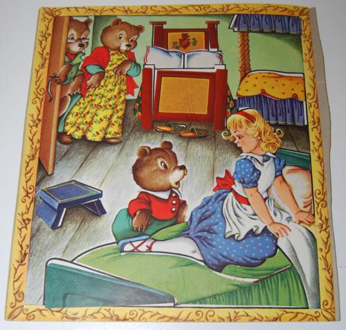 The three bears sticker fun 5